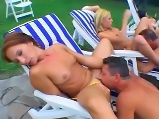 Amazing Italian Licking Orgy Outdoor Small Tits Outdoor Orgy Italian