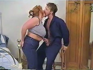 Chubby Jeans Kissing Mature Chubby Mature   Mature Chubby