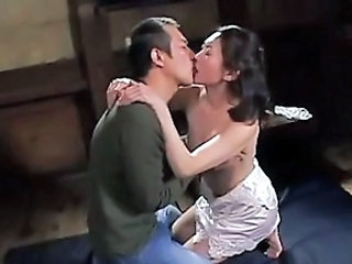 Kissing Korean  Pornstar