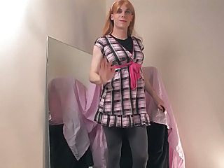Shemale Crossdressing Dress