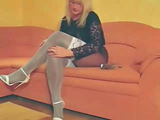 Amateur Blonde Glasses Legs  Smoking Stockings Stockings Milf Ass Milf Stockings Amateur
