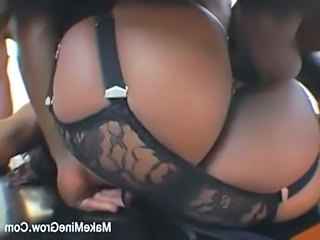 Ass  Ebony Hardcore Lingerie Ebony Ass Huge Lingerie Huge Ass Huge Black