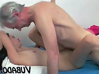 Amateur Brunette Daddy Old and Young Skinny Small Tits Daddy Old And Young Amateur