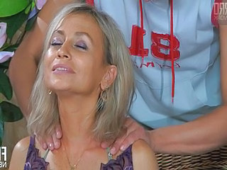 Mature Old and Young Russian Aunt Old And Young Russian Mature