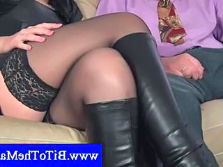 Latex Mature Stockings Stockings Mature Stockings