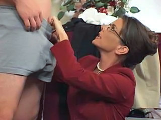Glasses  Pantyhose Milf Ass Milf Pantyhose