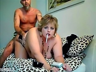 Doggystyle  Natural Smoking Bbw Milf