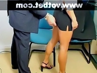 Legs Office Secretary Skirt Office Babe
