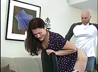 Clothed  Pain Wife Milf