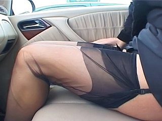 Car Stockings Stockings
