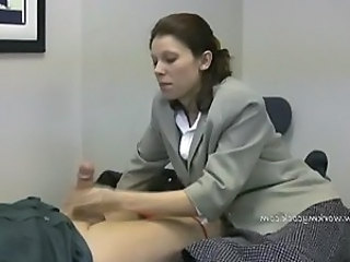 Secretary Strapon Handjob Amateur Boss Amateur