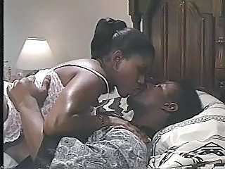 Ebony Kissing