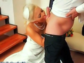 Blowjob Bride  Wife Blowjob Milf Milf Blowjob Wife Milf