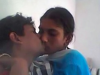 Homemade Indian Kissing