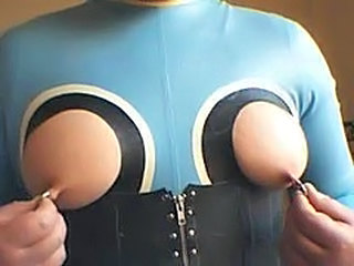 Latex Nipples Piercing