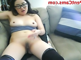 Asian Chinese Glasses Masturbating Webcam Chinese Masturbating Webcam Webcam Asian Webcam Masturbating