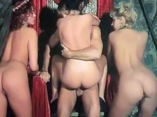 Ass Fantasy Groupsex Pornstar Vintage