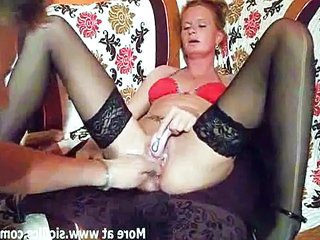 Fisting Mature Stockings Wife Huge Stockings Fisting Mature Mature Stockings