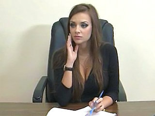 Office Secretary Teen Office Teen