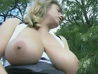 Big Tits  Natural Outdoor  Big Tits Milf Big Tits Outdoor Milf Big Tits