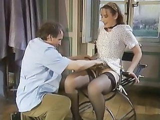 Daddy Doctor Old and Young Pornstar Stockings French Milf European French