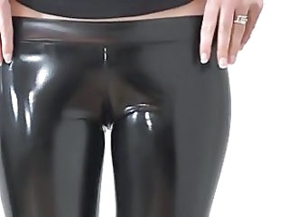 Fetish Latex High Heels