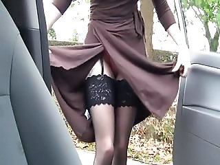 Car Outdoor Stockings British