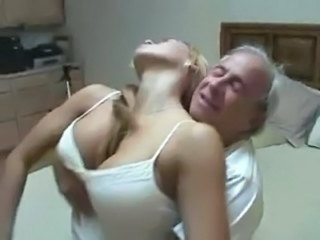 Big Tits Daddy Daughter Forced Old and Young