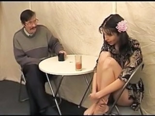Amateur Daddy Daughter Old and Young Russian Teen