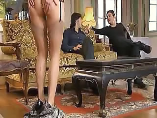Stockings Threesome Vintage Son