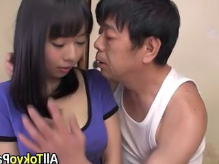 Asian Daddy Daughter Japanese Old and Young Teen