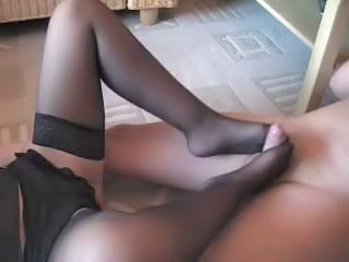 Feet Fetish Legs Stockings Footjob