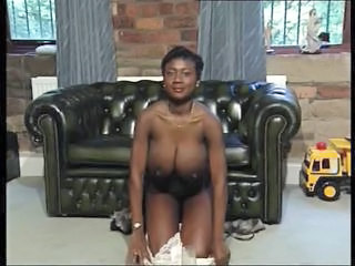 Big Tits Ebony  Nipples