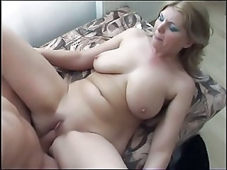 Big Tits Hardcore  Natural Shaved Wife