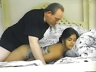 Daddy Indian Interracial Old and Young