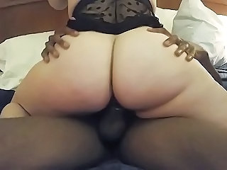 Amateur Amazing Ass Cuckold Hardcore Homemade Interracial Riding Wife
