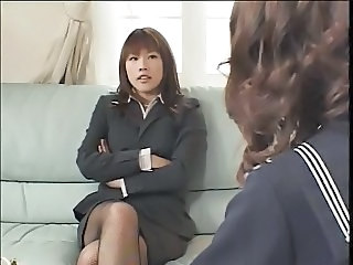 Amazing Asian Cute  Teacher