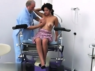 Daddy Doctor Old and Young Teen Public