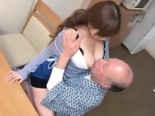 Asian Daddy Old and Young