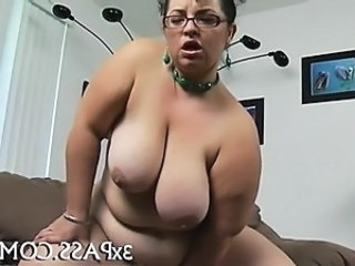 Big Tits Glasses  Natural Teacher
