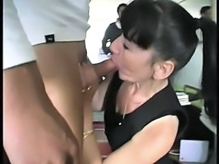 Blowjob European French Mature French