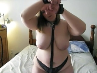 Amateur Chubby Fetish Homemade  Natural  Wife Tied