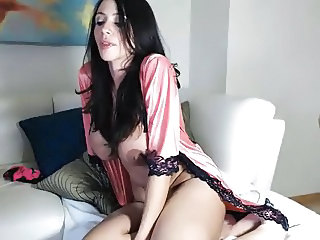 Amazing Big Tits Brunette Cute  Webcam