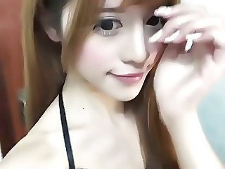Amazing Asian Chinese Cute Teen Webcam Chinese