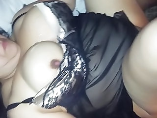 Amateur  Homemade Lingerie Mature Wife