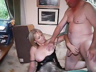 Amateur British European Homemade Mature Older Wife