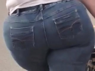 Ass Chubby Jeans Voyeur Huge