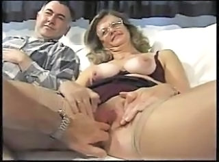 Cuckold European Threesome Wife British