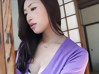Asian Babe Brunette Cute Japanese  Wife