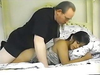 Amateur Clothed Daddy Indian Interracial Old and Young Teen